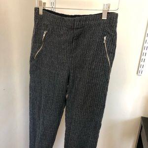 Zara pinstripes pants